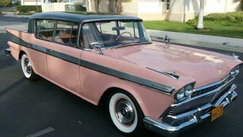 1958 AMC Rambler Ambassador zu verkaufen