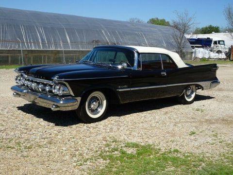 1959 Imperial Crown Convertible zu verkaufen
