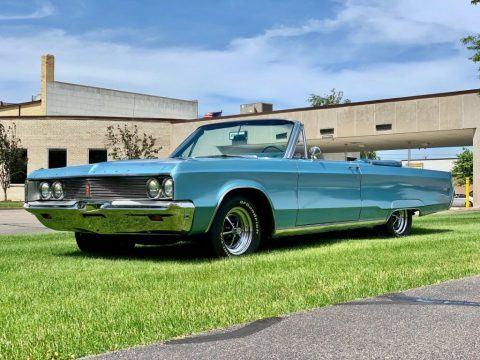1968 Chrysler Newport zu verkaufen
