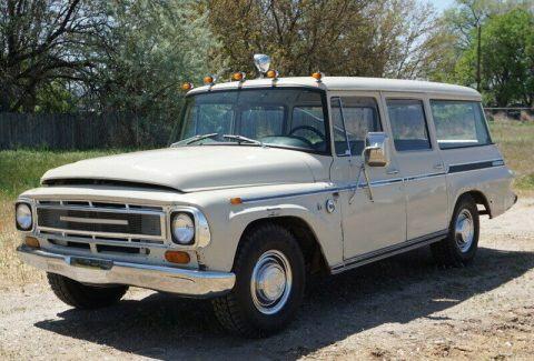 1968 International Harvester Travelall zu verkaufen