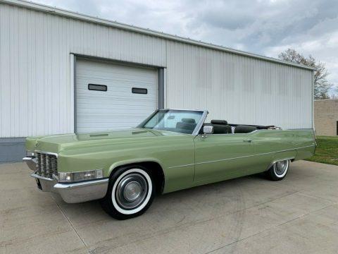 1969 Cadillac DeVille Convertible zu verkaufen