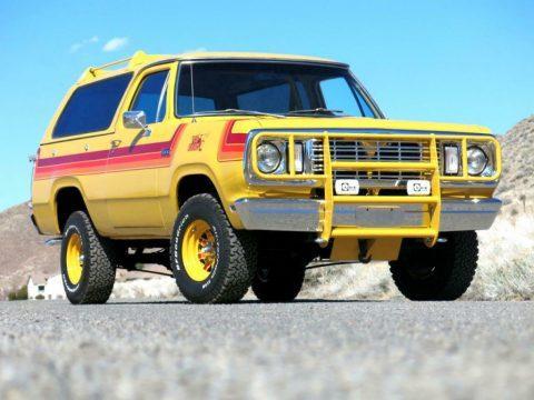 1977 Plymouth Trailduster zu verkaufen