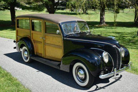 1938 Ford Woody Wagoon zu verkaufen