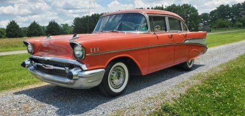 1957 Chevrolet 210 Sedan zu verkaufen