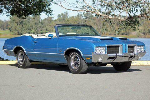 1971 Oldsmobile 442 zu verkaufen