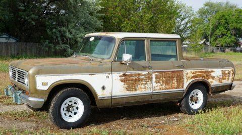 1973 International Harvester Wagonmaster zu verkaufen