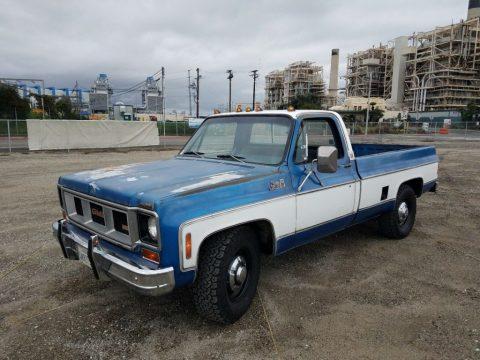 1975 GMC Sierra zu verkaufen