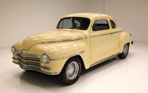 1946 Plymouth Coupe zu verkaufen