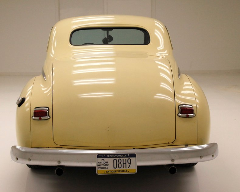 1946 Plymouth Coupe