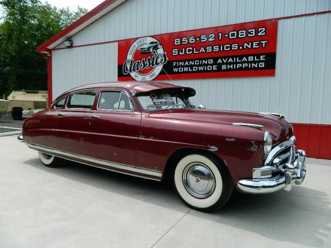 1951 Hudson Super Six zu verkaufen