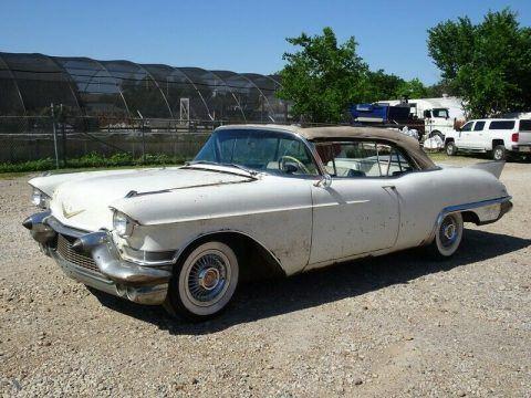 1957 Cadillac Eldorado Biarritz Convertible zu verkaufen