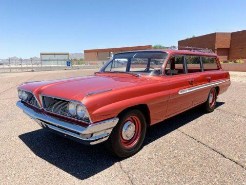 1961 Pontiac Catalina Safari zu verkaufen