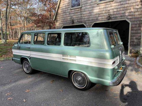 1963 Chevrolet Corvair Greenbrier zu verkaufen