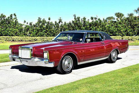 1969 Lincoln Continental zu verkaufen