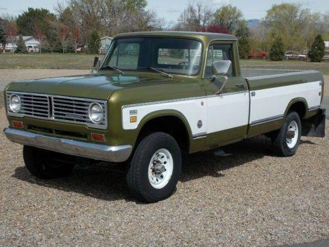 1973 International Harvester 1210 zu verkaufen