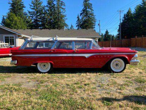 1959 Edsel Villager zu verkaufen
